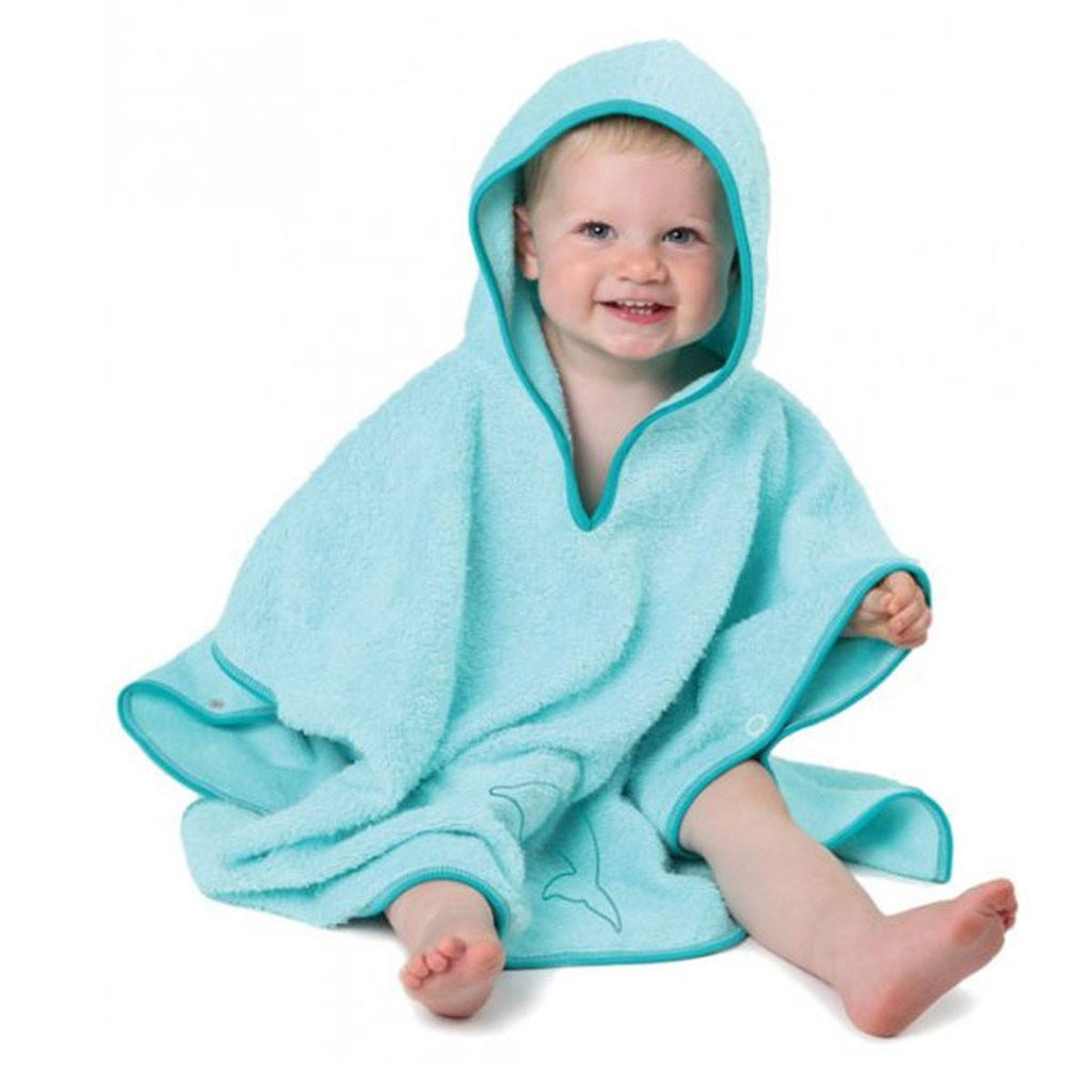 Towels & Robes - Cuddledry SPF50 Poncho Towel - Turquoise