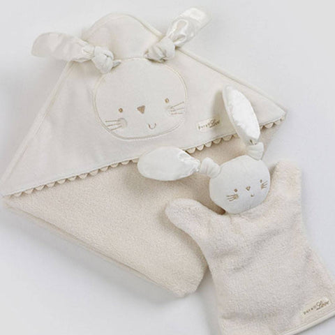 Towels & Robes - Natures Purest Bathtime Gift Set - Pure Love