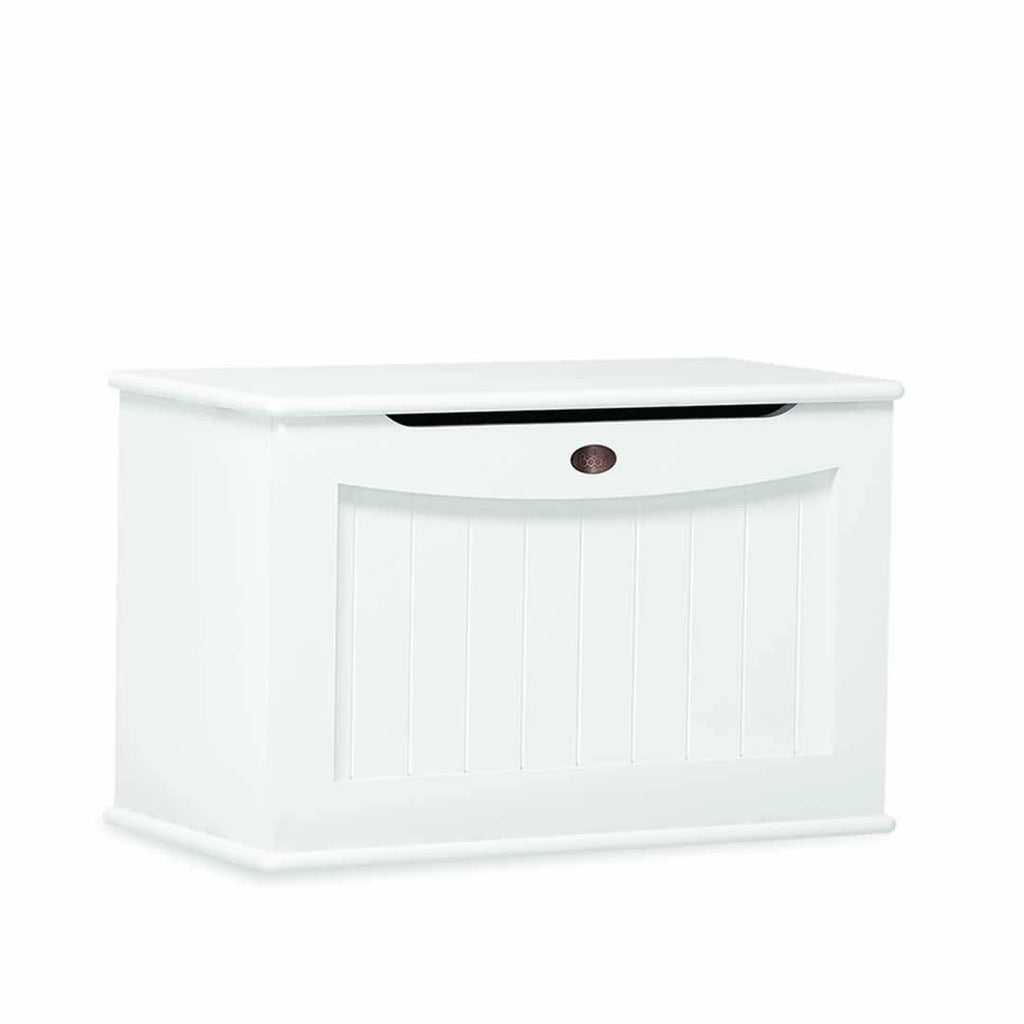 Toy Boxes - Boori Toy Box - White