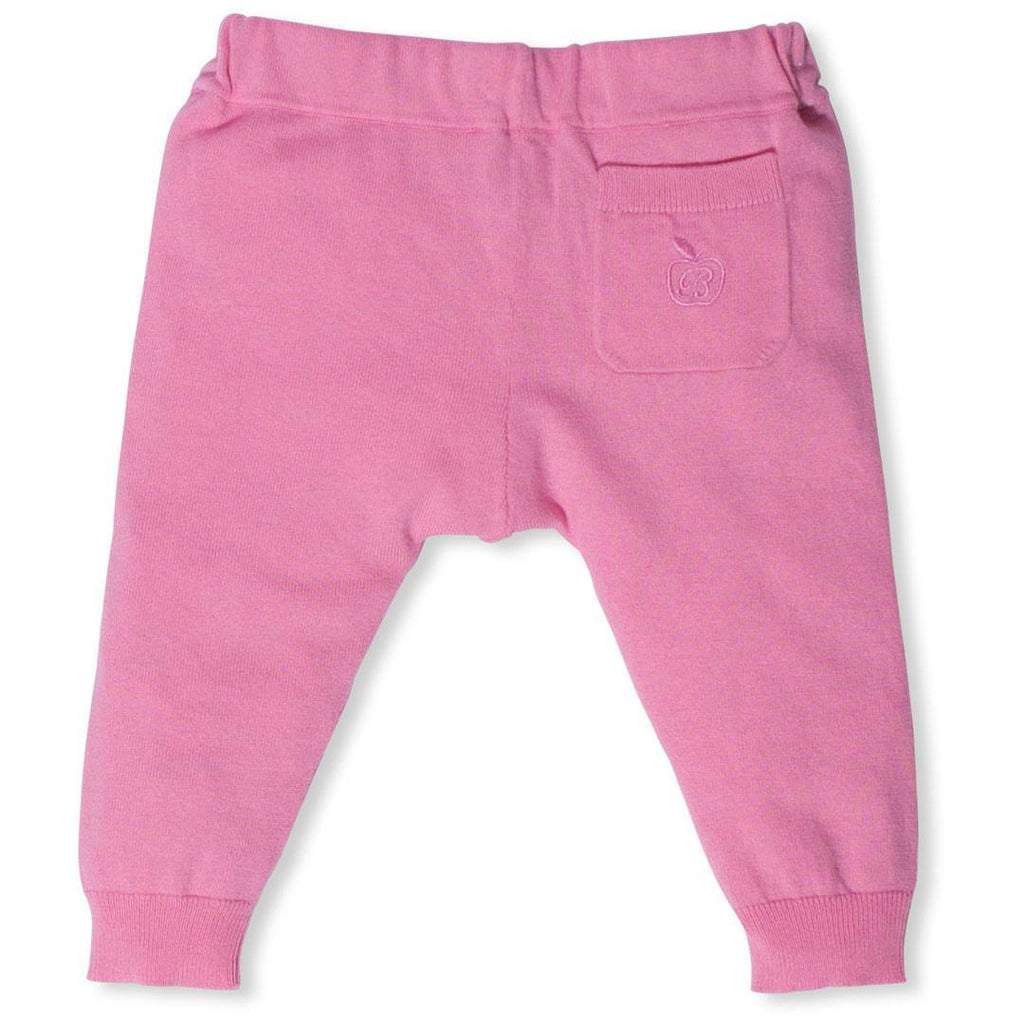 Trousers & Leggings - Bonnie Baby Aspen Trousers - Fluro Pink