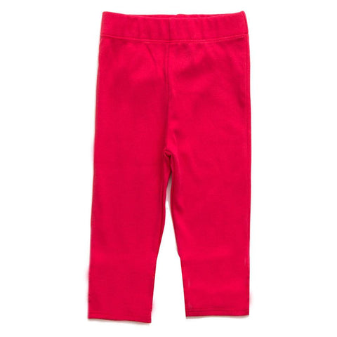 Trousers & Leggings - Little Green Radicals Leggings - Rose Pink