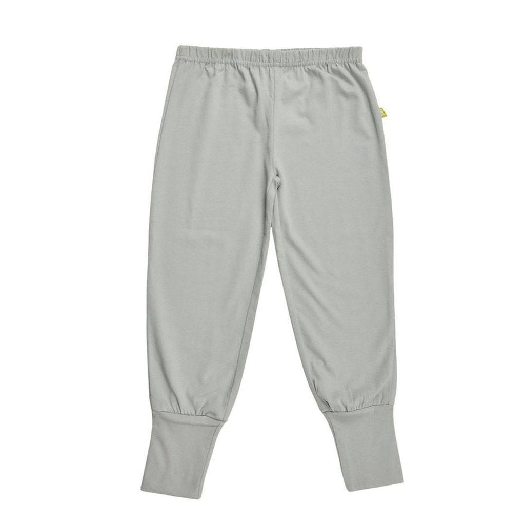 Trousers & Leggings - Nui Organics Felix Pants - Organic Cotton - Grey