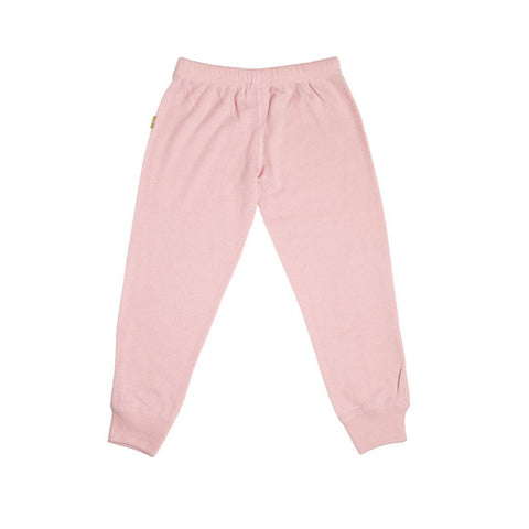 Trousers & Leggings - Nui Organics Merino Leggings - Thermals - Blush