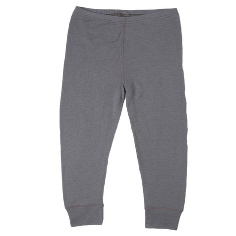 Trousers & Leggings - Nui Organics Merino Leggings - Thermals - Storm