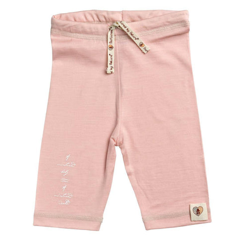 Nurtured by Nature Pants - Hush Merino - Coral - Trousers & Leggings - Natural Baby Shower