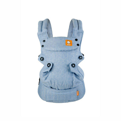 Tula Linen Explore Carrier - Rain-Baby Carriers-Rain- Natural Baby Shower