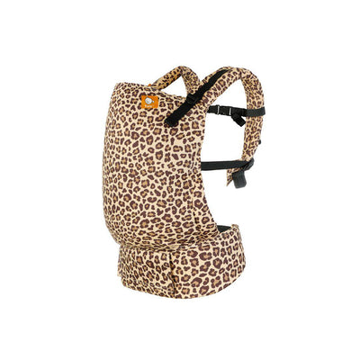 Tula Toddler Carrier - Leopard-Baby Carriers-Leopard- Natural Baby Shower