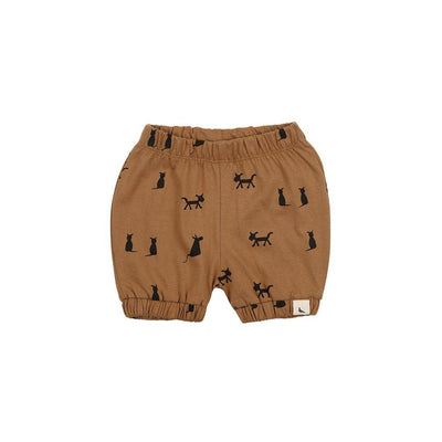 Turtledove London Cats + Dogs Bloomers - Honey-Pants- Natural Baby Shower