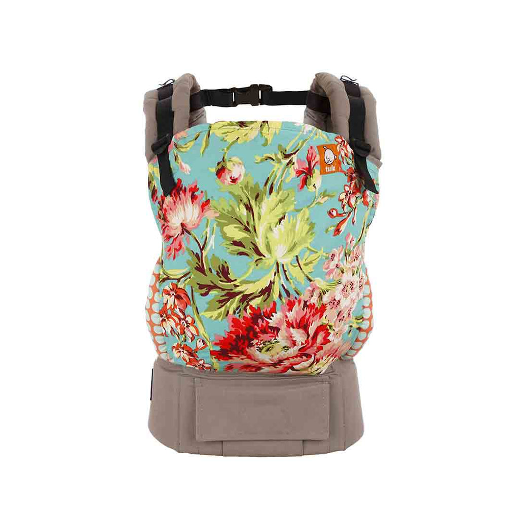 550030fa0a2f4 ... Tula Baby Carrier - Bliss Bouquet-Baby Carriers- Natural Baby Shower