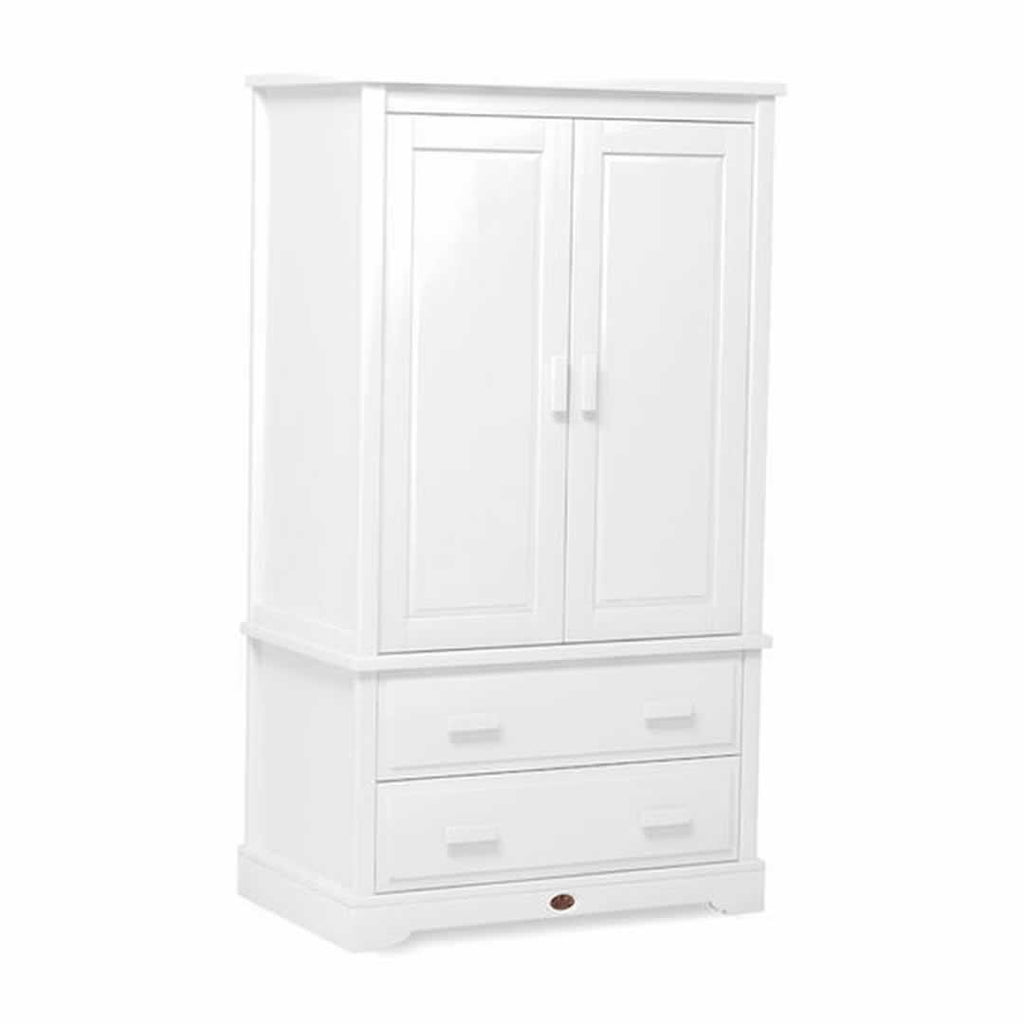 Boori Eton Expandable 3 Piece Nursery Set Wardrobe White