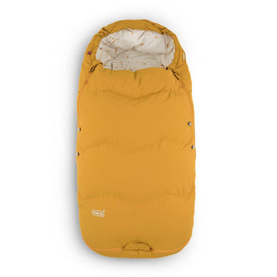 Voksi Explorer Footmuff - Golden Yellow-Footmuffs-Golden Yellow- Natural Baby Shower