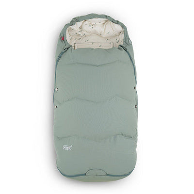 Voksi Explorer Footmuff - Sea Green-Footmuffs-Sea Green- Natural Baby Shower