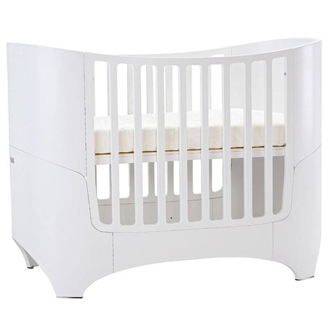 Leander Baby Cot Bed - White - Cot Beds - Natural Baby Shower