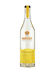 GIN - J.J. Whitley Elderflower