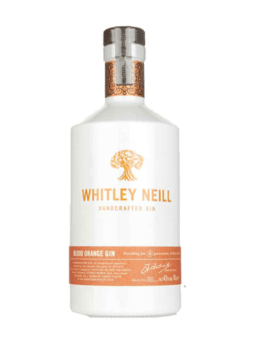 GIN - Whitley Neill Blood Orange