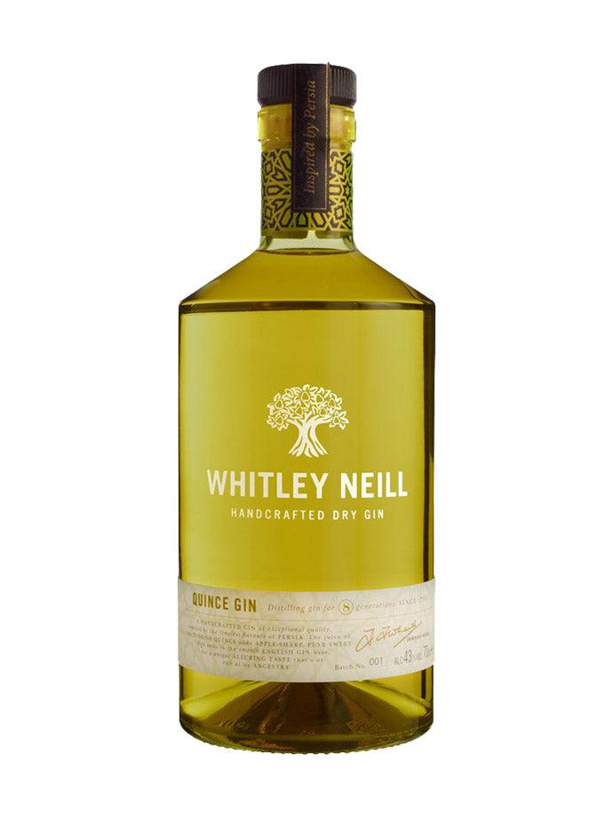 GIN - Whitley Neill Quince Gin