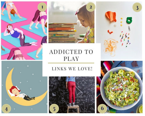 Addicted to Play - links we LOVE for Feb!