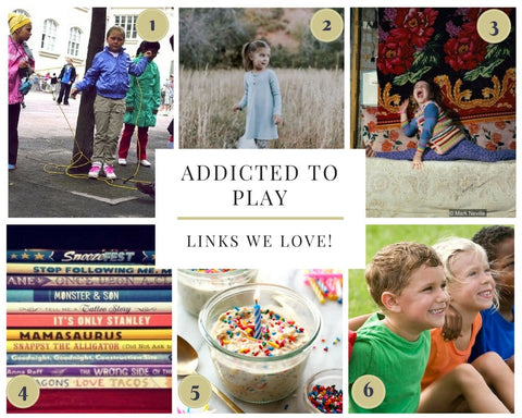 Addicted To Play - Play Links We Love for March