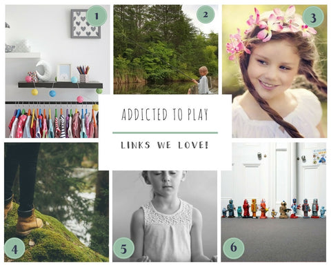 Links We Love For April