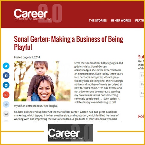 Sonal Gerten: Making a Business of Being Playful