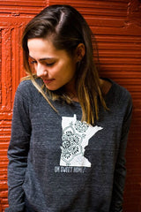 Om Sweet Home Sweatshirt