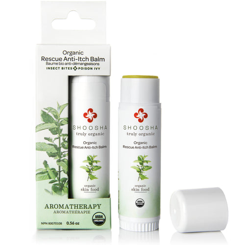 Organic Rescue Anti-Itch Balm
