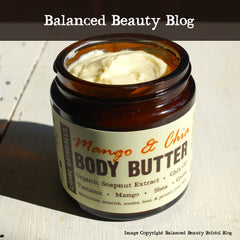 living naturally awardw inning skincare body butter vegan