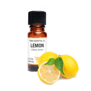 lemon essential oil for soapnut laundry