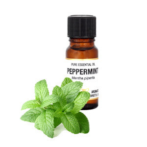 peppermint essential oil for soapnut laundry