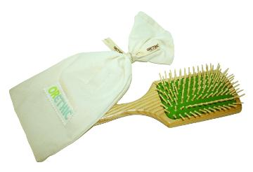 Orethic Ash Wood Paddle Hairbrush