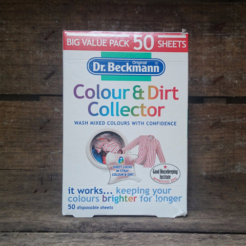 Laundry Colour & Dirt Collector
