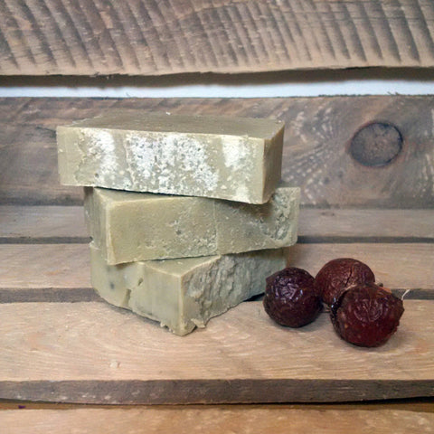vegan Beer & Bay Soap nut solid Shampoo bar palm oil free no poo zero waste ethical