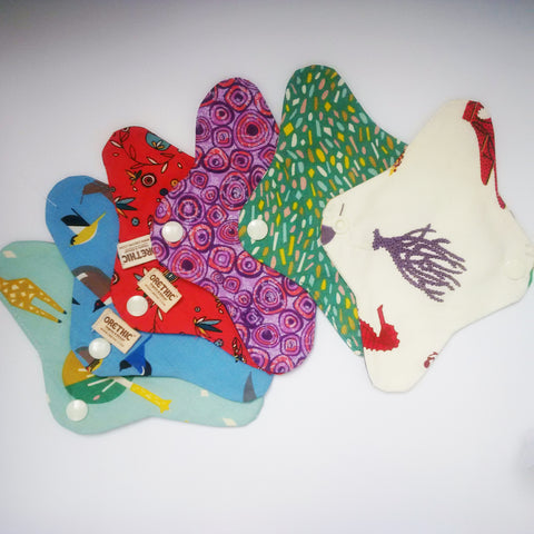 Orethic Reusable Sanitary Pads