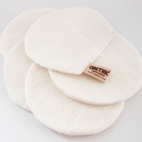 Orethic Reusable Organic Cotton Cleansing Pads