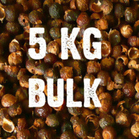 5 kg bulk organic vegan soap nuts