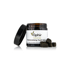ophir tooth salve flouride free toothpaste vegan tooth soap