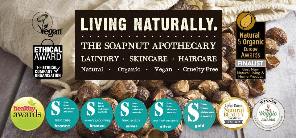The Soapnut Apothecary! Handmade, Vegan, Ethical & Sustainable