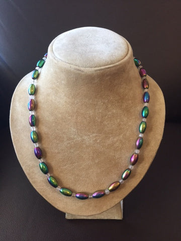 Magnetic Rainbow Necklace