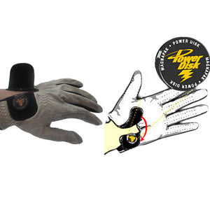 Golf Glove Magnet Powerdisk