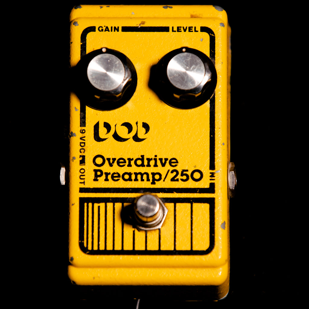 DOD Overdrive/Preamp 250. Used