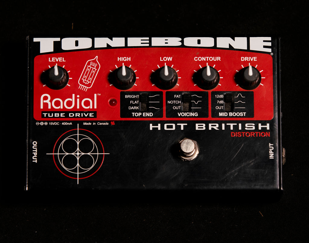 The Tonebone Hot British