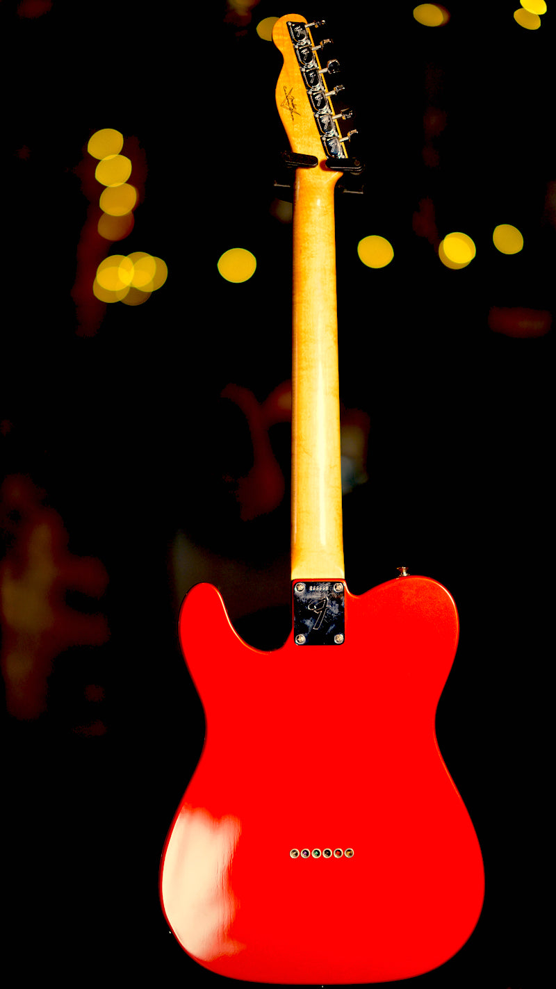 Fender Custom Shop 1967 NOS Telecaster Candy Apple Red