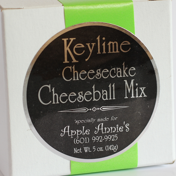 Keylime Cheesecake Cheeseball Mix