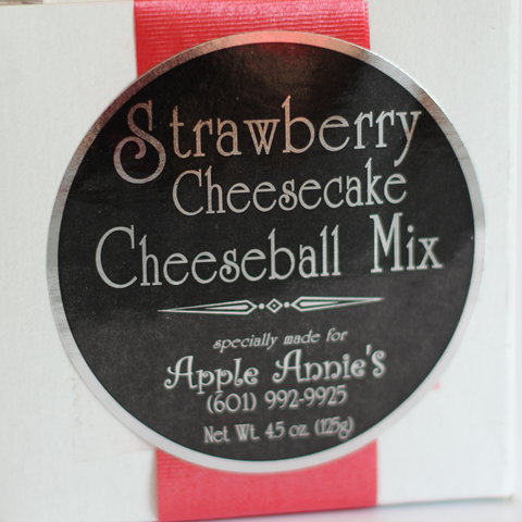 Strawberry Cheesecake Cheeseball Mix