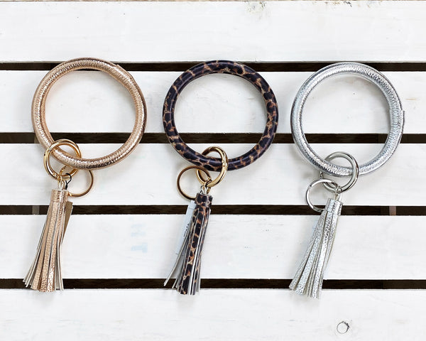 Tassel Key Rings