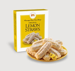 Lemon Straw 1 oz.