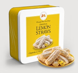 Lemon Straw 10 oz. (tin)