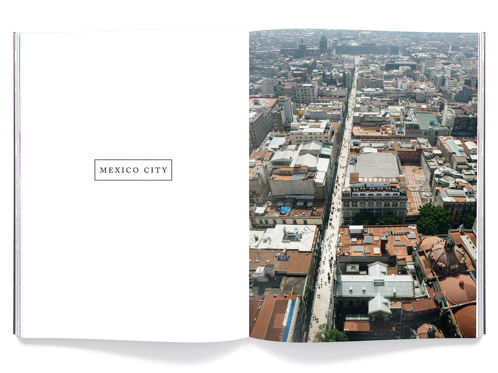 Volume 6: Mexico City (Wholesale)