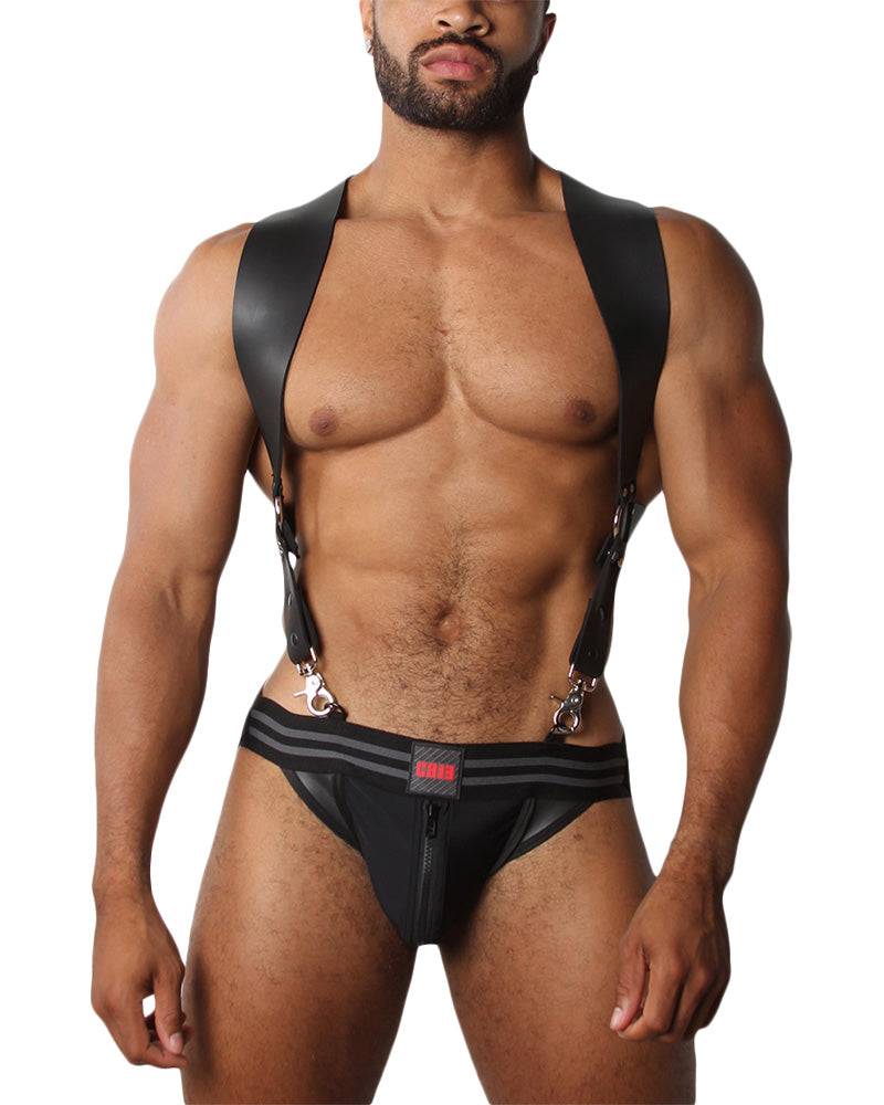 CellBlock 13 Axiom Zipper Jockstrap