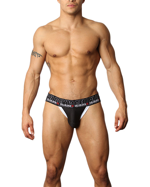 UnderBriefs | Underwear for Men | CellBlock 13 Back Alley Jockstrap